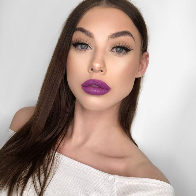 Matte Lipstick Slay